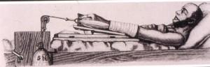 Sträck arm 1906